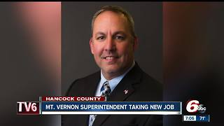 Mt. Vernon Community Schools superintendent resigns - Video