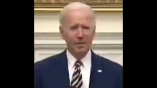#Biden says people are worried about what's happening next.