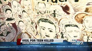 Family of slain teen holds first vigil since verdict in Swartz trial - Video
