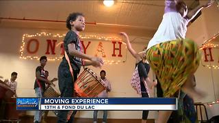 Milwaukee dance troupe teaches more than just rhythm - Video