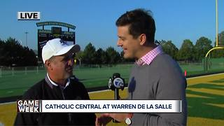 Catholic Central and Warren de la Salle - Video