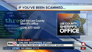 Online scams to watch out for as you do your holiday shopping