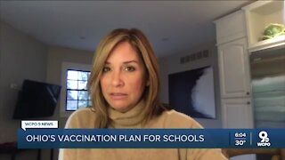 DeWine on when school staff will be vaccinated