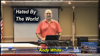 Andy White: Hated By The World
