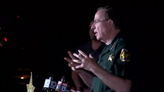 Polk County Sheriff Grady Judd gives update on storm damage