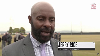 Jerry Rice Wants Back In The NFL - Video