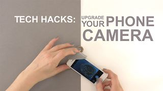 Tech Hacks: Up your photography game - Video
