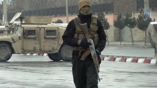Several Soldiers Killed During Taliban Attack on Kabul Military Academy - Video