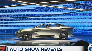 Best of the 2017 Detroit Auto Show reveals - Video