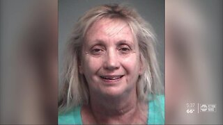 Florida woman charged with filing false voter information