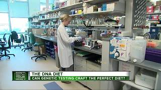 Genetic testing could be the key to weight loss - Video