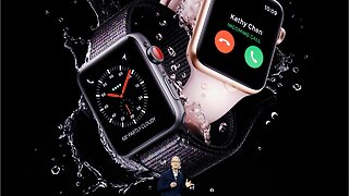 Amazon slashes price of Apple watch series 3 by $80 for a limited time