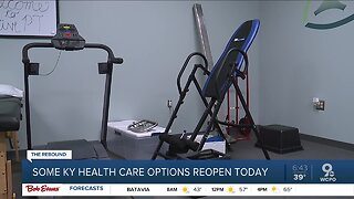 Some Kentucky healthcare options open today