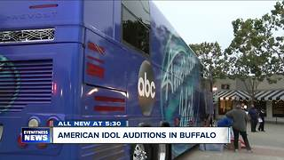 American Idol auditions coming to Buffalo - Video