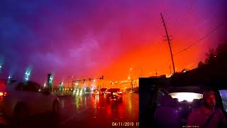 Storm Chaser | Into the Orange Sky
