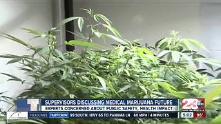 Kern County considering medical marijuana cultivation regulations - Video