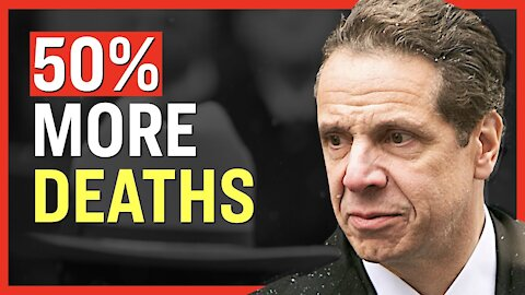 Report Reveals: Nursing Home Deaths Are 50% Higher in New York | Facts Matter