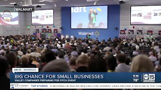Valley businesses prepare to pitch products to Walmart