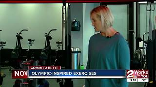 Commit 2 Be Fit: Olympic-Inspired Exercises - Video