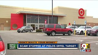 DWYM: Senior Scam Thwarted at local Target store