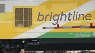 Preview of Brightline services ahead of launch - Video