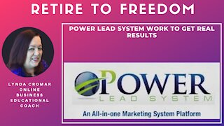 Power Lead System Work To Get Real Results