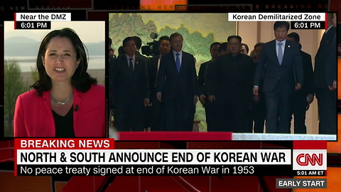 [1280x720] North, South Korea Vow To End Korean War