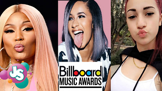 Which Female Rapper Is The REALEST? Cardi B, Nicki Minaj Or BHAD BHABIE?!!