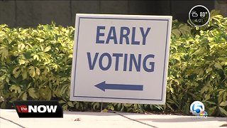 Early voting begins for many
