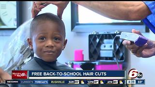 Back-to-school hair cuts - Video