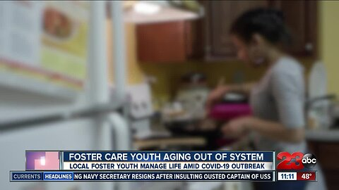Foster care youth who are aging out of the system manage life amid COVID-19 outbreak