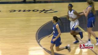 Lincoln East vs. Omaha North girls - Video