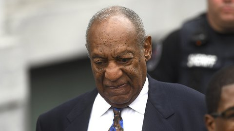 First Day Of Bill Cosby's Sentencing Process Wraps Up