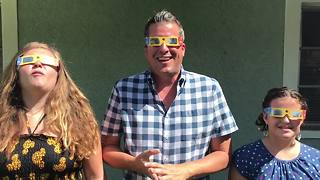 Keep kids safe during today's eclipse | Digital Short - Video