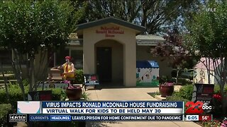 Bakersfield Ronald McDonald House holding Virtual Walk for Kids