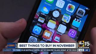 What to buy and avoid in November - Video