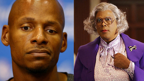 Ray Allen CATFISHED by a Man Posing as Multiple Women