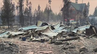 Pictures show what remains of a family's home in Grand Lake after the East Troublesome Fire
