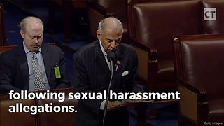 John Conyers' Son Embarrasses Father in Front of Millions - Video