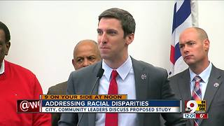 Cincinnati city council proposes study to address institutional racism