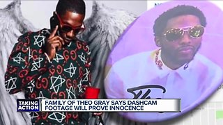 Family of Theo Gray pushes to prove he's innocent - Video