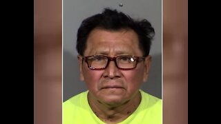 LVMPD arrests man for alleged sexual assault