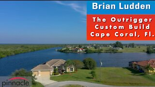 4701 NW 23rd St. Cape Coral, Florida Outrigger Custom Home Build 11-14-2020