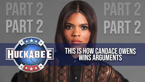 What WINNING An Argument Looks Like | Candace Owens | The People's Podcast | Huckabee