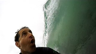 Hurricane Linda Swells Create Surfers' Paradise at Silver Strand State Beach - Video