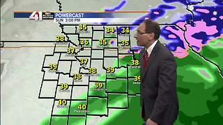 Jeff Penner Saturday Morning Forecast Update 1 6 18 - Video