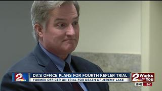 Kepler to return to the courtroom - Video