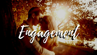 Engagement - Greeting 1 - Video