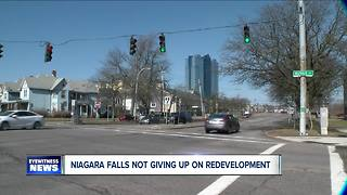 Niagara Falls not giving up on redevelopment - Video