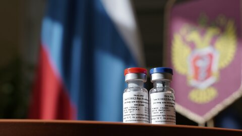 Russia First Country To Register COVID-19 Vaccine